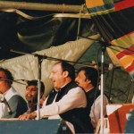 Ustad Nusrat Fateh Ali Khan At Glastonbury Festival 1990