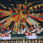 Ustad Nusrat Fateh Ali Khan Live In Glastonbury Festival 1990