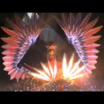 Phoenix Rises Over The Pyramid Stage