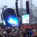 Great set from Foals on the Other Stage!