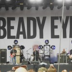Beady Eye get the ball rolling on the 'Other Stage'