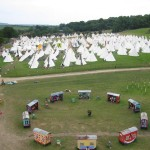 The Tipi Field 2009