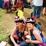 fairies...compulsory cider in hand!