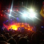 The Mighty Blur closing the Festival on Sunday night.