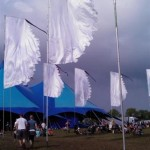 White flags : )
