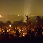 Night Life at the Stone Circle