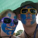 When I'm feeling blue, I just think of Glasto, what a groovy kind of love.