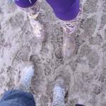 Mud, mud, marvellous mud!