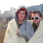Emma and Owen, Monday Morning, Stone Circle.