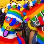 Knitted Masks