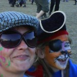 First Glasto for us both!