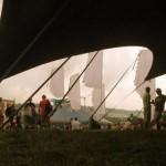acoustic tent
