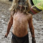 It looks more like 2007 but he fell over into the mud at the meeting near John Peel Tent. :)