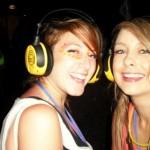 Silent disco- so much fun