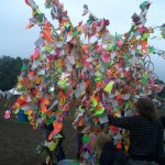 The magical wish tree, where all your dreams come true.