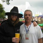 Newton Faulkner finally meets the man who inspired all his songs!!