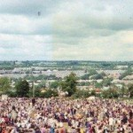 View from the stone circles 1999