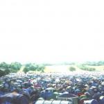 Tent city!!