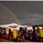 There really was gold at the end of that rainbow, well there was beer at least!