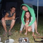 Missing the camping & healthy diet...