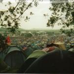 Lots of tents