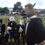 These are one of my favourite performers at the festival