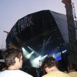 The Horrors on the Park stage were amazing