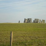 Passing Stonehenge on the way! Welcome to the South West!