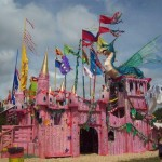 Amazing Kidz Field castle I helped paint.