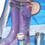 Chillax wellies! it might rain next year
