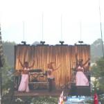 Shakira. (Sat 2010 Pyramid)