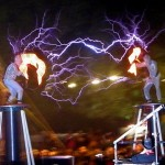 Crazy! Tesla Men. Arcadia Spectacular. (Sun 2010)