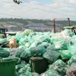 Glastonbury dump