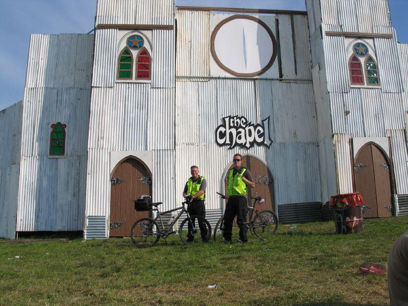 glastonbury festival line up 2005: