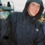 me getting very wet at the pyramid stage but still managing a smile :)