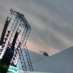Pyramid Stage - Before Coldplay 2011