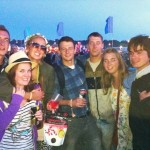 Thursday night in the dance village! Good friends from far and wide come together! Great night! :)