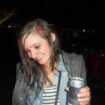 This pretty much sums me up at glasto!!! A mess HAHA amazing times as usual!!!