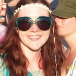 Happy Hippy at The pyramid!!!!