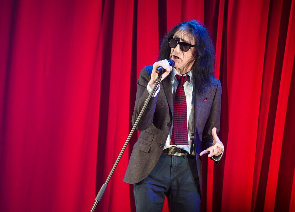 Cabaret John Cooper Clarke 2015