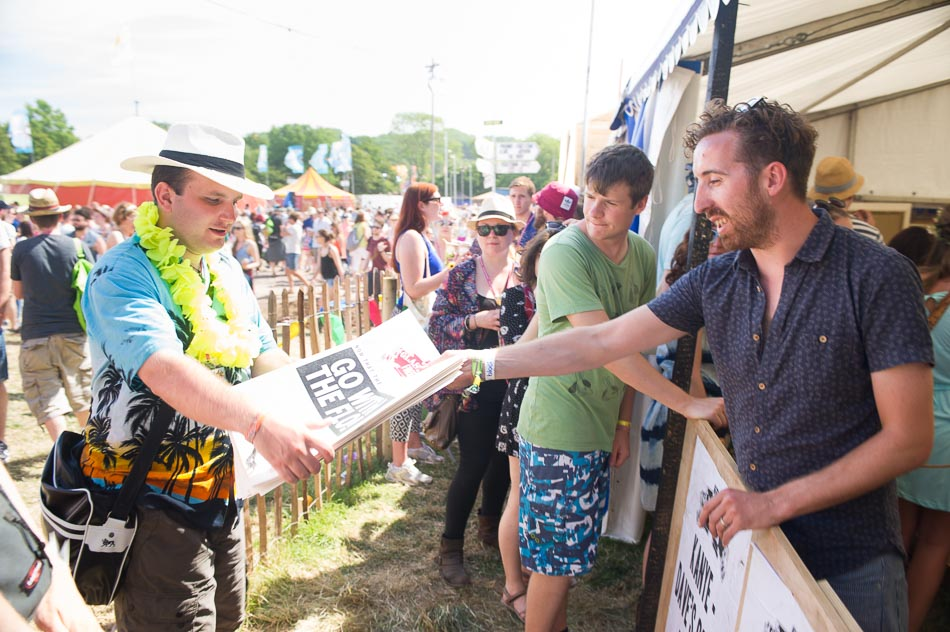 Glastonbury Free Press 2015