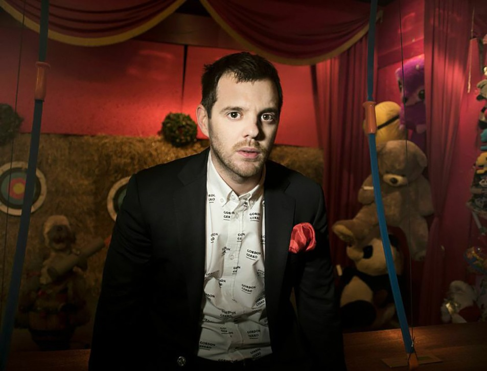 Mike Skinner-Mike Press Shot New New High