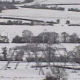 Live Glastonbury snow on the BBC webcam