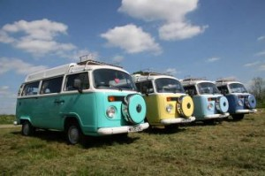 Campervan and Caravan Tickets Selling Fast