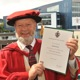 Michael Eavis given Honorary Doctorate