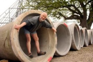 Eavis one of world's most influential people