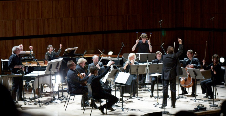 London Sinfonietta © Kevin Leighton high res