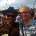 Craig Charles and me