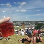 Cheers to Glastonbury
