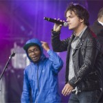 Deltron 3030 joined by Jamie Cullum